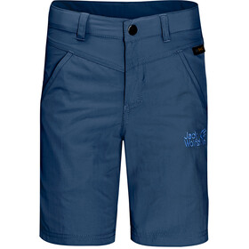 Jack Wolfskin Sun - Shorts Enfant - bleu